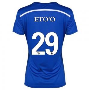 Camiseta del Cahill Chelsea Primera Equipacion 2014/2015