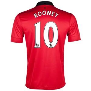 Camiseta nueva del Inglaterra de la Seleccion 2013/2014 Rooney Primera