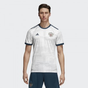 Camiseta de RUSSIA 2018 Away