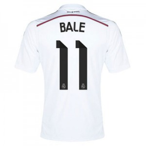 Camiseta de Real Madrid 2014/2015 Primera Bale Equipacion