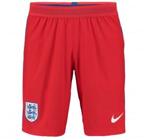 Shorts nueva Inglaterra Lejos (Rojo) 2016-2017
