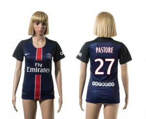 Camiseta de PSG Mujer
