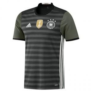 Camiseta Alemania Segunda Equipacion 2016