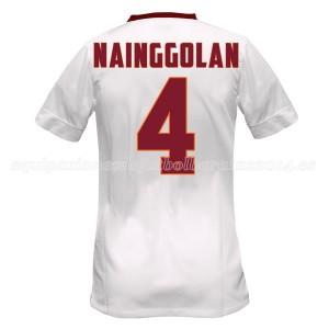 Camiseta nueva del AS Roma 2014/2015 Equipacion Nainggolan Segunda