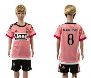 Camiseta nueva Juventus Niños 8 2015/2016