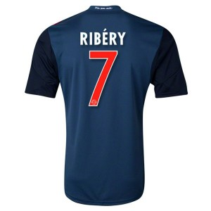 Camiseta nueva del Bayern Munich 2013/2014 Equipacion ibery Segunda