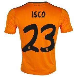 Camiseta del Isco Real Madrid Tercera Equipacion 2013/2014