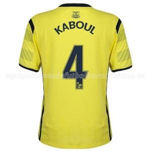 Camiseta Tottenham Hotspur Kaboul Tercera 14/15