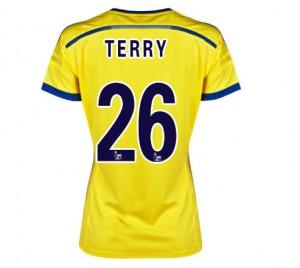 Camiseta nueva del Chelsea 2013/2014 Equipacion Segunda