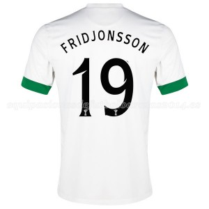 Camiseta del Fridjonsson Celtic Tercera Equipacion 2014/2015