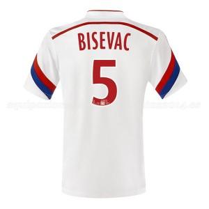 Camiseta de Lyon 2014/2015 Primera Bisevac