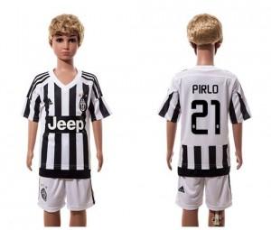 Camiseta nueva del Juventus 2015/2016 21 Niños Home