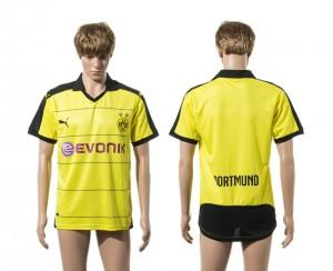 Camiseta del Dortmund Primera Equipacion 2015/2016