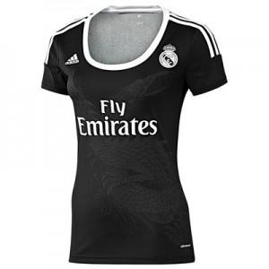Camiseta Real Madrid Tercera Equipacion 2014/2015 Mujer