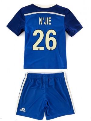 Camiseta nueva Real Madrid Nino Equipacion Primera 2014/2015