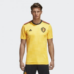 Camiseta de BELGIUM 2018 Away