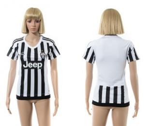 Camiseta nueva del Juventus 2015/2016 Mujer