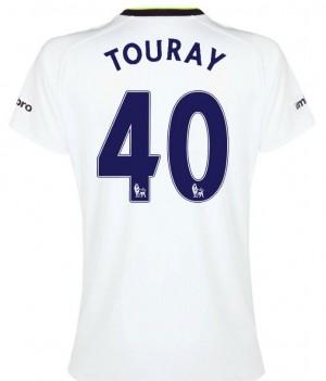 Camiseta nueva del Tottenham Hotspur 2013/2014 Livermore Primera