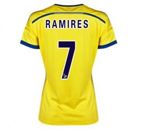 Camiseta Chelsea Segunda Equipacion 2013/2014 Nino