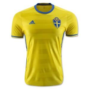 Camiseta de Suecia 2016/2017