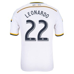 Camiseta de Los Angeles Galaxy 13/14 Primera Leonardo