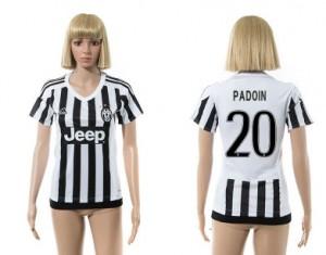 Camiseta nueva Juventus Mujer 20 2015/2016