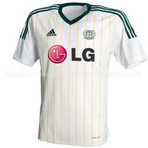 Camiseta nueva Bayer 04 Leverkusen Equipacion Tercera 2014/2015