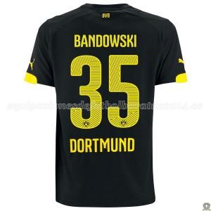 Camiseta nueva Borussia Dortmund Bandowski Segunda 14/15