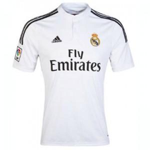 Camiseta Real Madrid Primera Equipacion 2014/2015