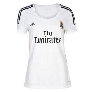 Camiseta nueva Real Madrid Mujer Equipacion Primera 2013/2014