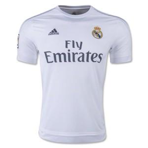 Camiseta nueva del Real Madrid 2015/2016 Equipacion Primera