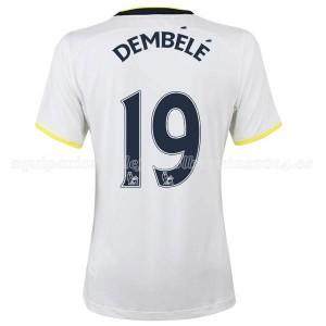 Camiseta de Tottenham Hotspur 14/15 Primera Dembele