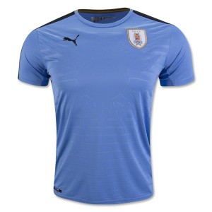 Camiseta nueva del Uruguay 2016 Home