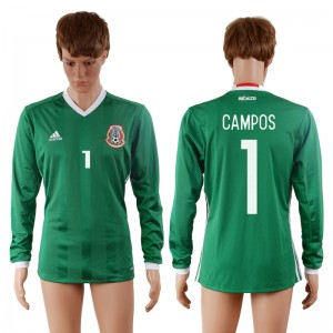 Camiseta del 1# Mexico 2016-2017