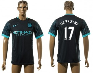 Camiseta nueva del Manchester City 17# aaa version Away