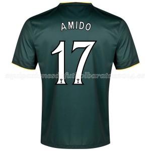 Camiseta del Amido Celtic Segunda Equipacion 2014/2015