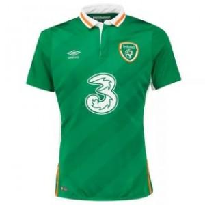 Camiseta Irlanda UEFA Euro 2016