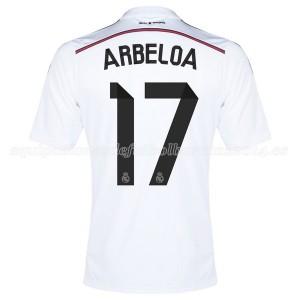 Camiseta de Real Madrid 2014/2015 Primera Arbeloa Equipacion