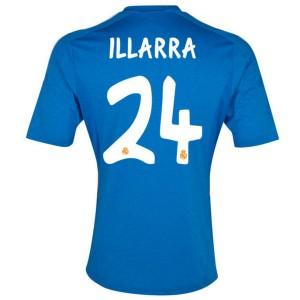 Camiseta Real Madrid Illarra Segunda Equipacion 2013/2014