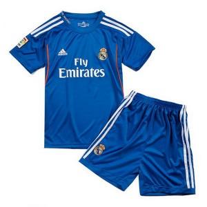 Nino Camiseta del Real Madrid Segunda Equipacion 2013/2014
