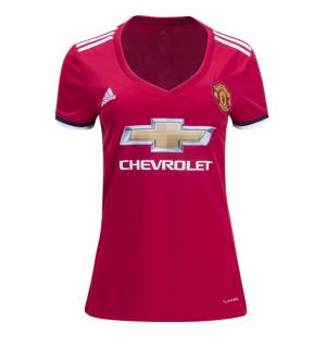 Camiseta nueva Manchester United Mujer Equipacion Primera 2017/2018