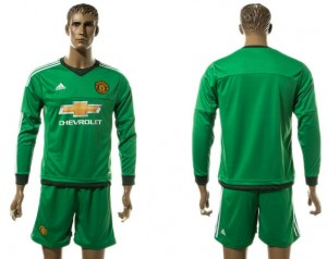 Camiseta nueva del Manchester United 2015/2016