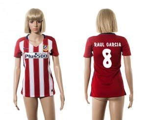 Camiseta de Atletico Madrid Mujer