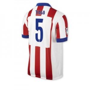 Camiseta Atletico Madrid TIAGO Primera Equipacion 2014/2015