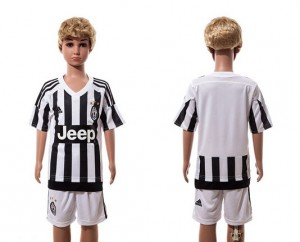 Niños Camiseta del Juventus Home 2015/2016