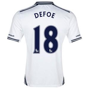 Camiseta Tottenham Hotspur Defoe Primera 2013/2014