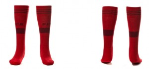 Thai version of the socks FC Bayern Munchen Home 15-16 Niños
