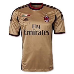 Camiseta del AC Milan Tercera Tailandia 2013/2014