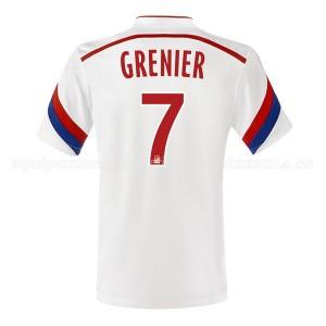 Camiseta del Grenier Lyon Primera 2014/2015