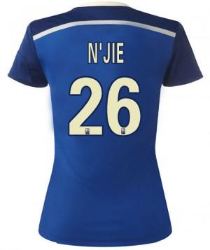 Camiseta del J.Navas España de la Seleccion Primera 2013/2014
